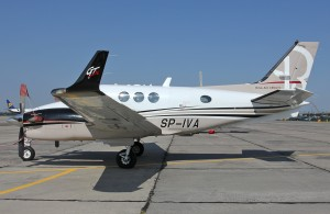 Beechcraft C90GT King Air
