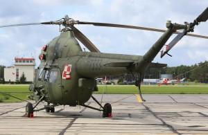 PZL-Świdnik Mi-2URP Hoplite