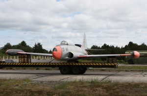 Lockheed T-33A,