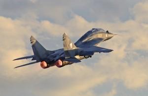Mikoyan-Gurevich MiG-29GT Fulcrum