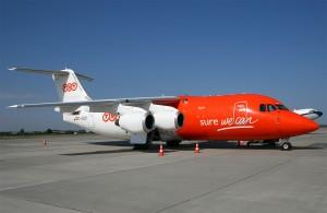 British Aerospace BAe 146-200(QT)