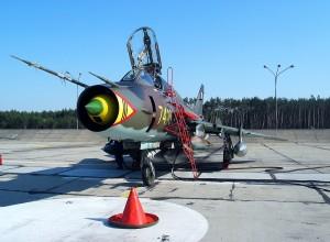 Sukhoi Su-22M-4 Fitter