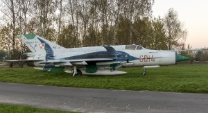 Mikoyan-Gurevich Mig-21MF Fishbed J
