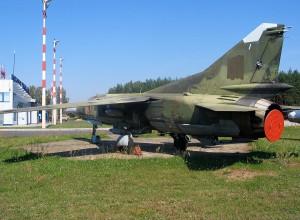 Mikoyan-Gurevich MiG-23MF Flogger-G