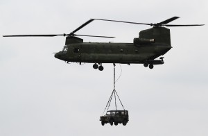 Boeing CH-47D Chinook