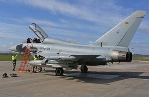 Eurofighter EF-2000 Typhoon T
