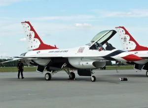 General Dynamics F-16C Block 32J