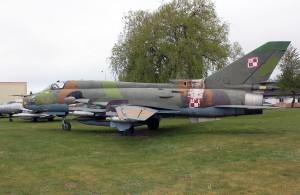 Sukhoi Su-22M4 Fitter