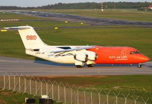 British Aerospace BAe 146-300(QT)