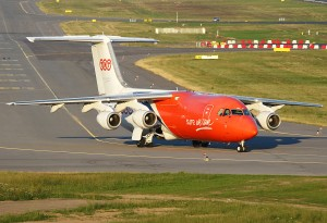 British Aerospace BAe 146-300(QT)