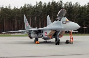 Mikoyan-Gurevich MiG-29A Fulcrum