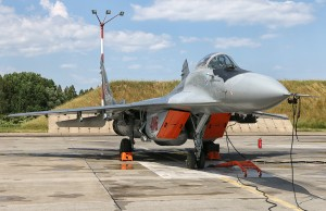 Mikoyan-Gurevich MiG-29G Fulcrum