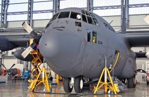 Lockheed C-130E Hercules