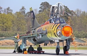 Sukhoi Su-22UM3K Fitter