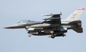 General Dynamics F-16CJ Fighting Falcon