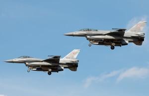 Lockheed Martin F-16D Fighting Falcon