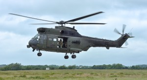 Aerospatiale (Westland) SA-330E Puma HC1