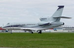 Dassault Falcon 900 EX