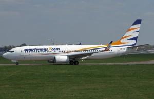 Boeing 737 -8GJ