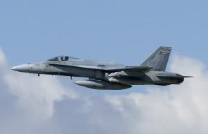 McDonnell Douglas CF-188 A Hornet