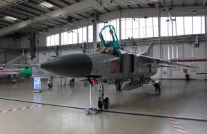 Mikoyan-Gurevich MiG-23 MF