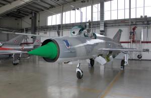 Mikoyan-Gurevich MiG-21MF Fishbed J