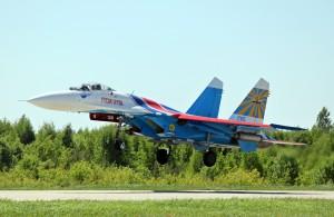 Sukhoi Su-27A