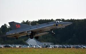 Saab SK-35J Draken
