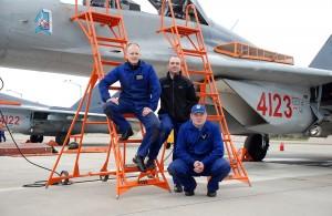 Mikoyan-Gurevich MiG-29UB Fulcrum
