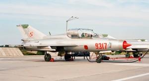 Mikoyan-Guryevich MiG-21UM Mongol-B