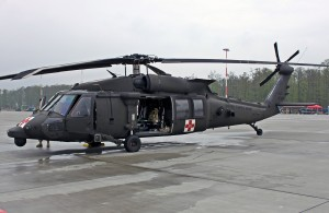 Sikorsky HH-60M Black Hawk