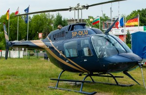 Bell 206 B JetRanger III