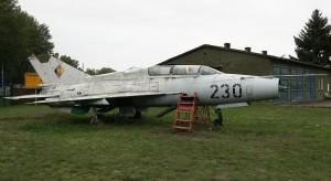 Mikoyan Gurevich MiG-21 US Mongol B