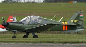 Scottish Aviation Bulldog 121