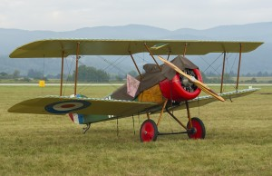 Sopwith Camel F.1 (replika)
