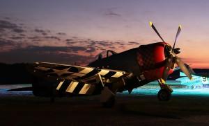 Republic P-47D Thunderbolt