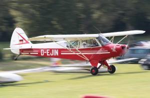 Piper J-3C-90 Cub