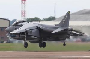 British Aerospace Harrier GR.9