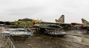 Sukhoi Su-25 K Frogfoot