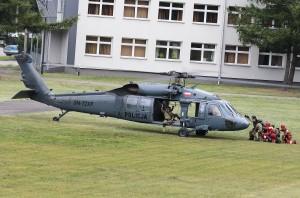 Sikorsky S-70 i Black Hawk