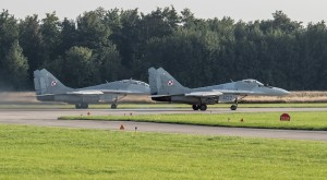Mikoyan-Gurevich MiG-29 Fulcrum