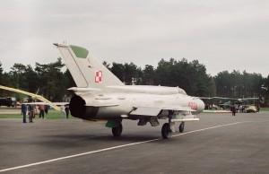Mikoyan-Gurevich MiG-21bis