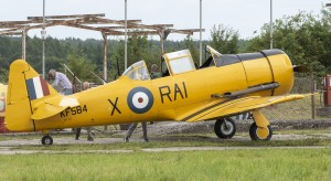 Canadian Car and Foundry T-6 J Harvard Mk.IV