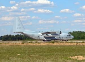 Lockheed KC-130T Hercules