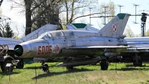 Mikoyan-Gurevich MiG-21UM Mongol B
