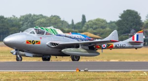 De Havilland DH-115 Vampire