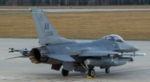 General Dynamics F-16CG Fighting Falcon