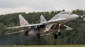 Mikoyan-Gurevich MiG-29UB (9-51)